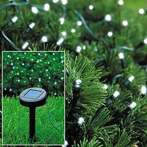 Solar Christmas Lights (Солнечная Рождественские огни)