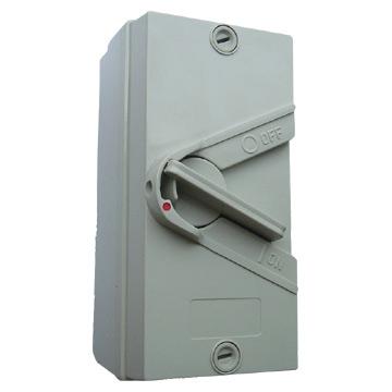 Weatherproof Isolating Switch (Влагозащищенные выключателя)