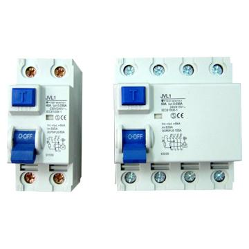 Residual Current Circuit Breakers (Остаточный ток выключателей)