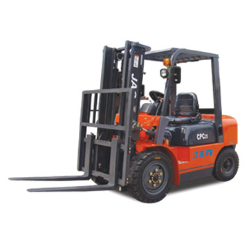 Diesel Powered Forklift Truck (Дизель Powered Forklift Truck)