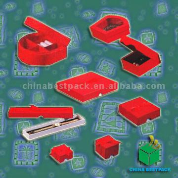 Paper Jewelry Boxes (Бумага шкатулки)