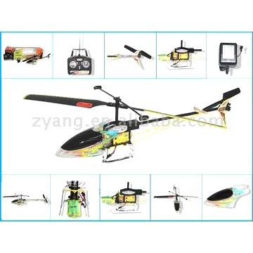 R/C Helicopter (E15213) (R / C Helicopter (E15213))