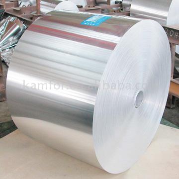 Aluminum Foil(Double Foil), Thickness: 6~9 micron