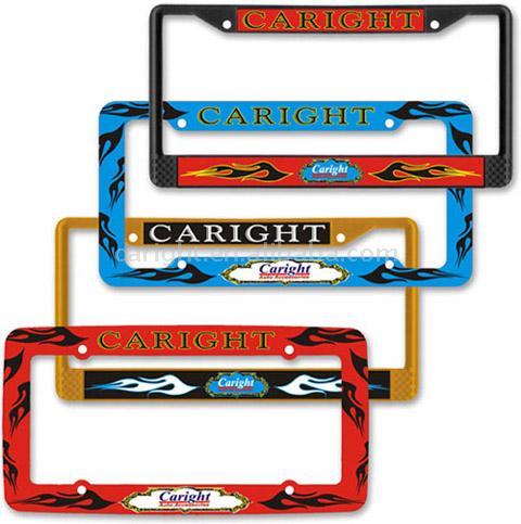 License Plate Frames (License Plate Frames)