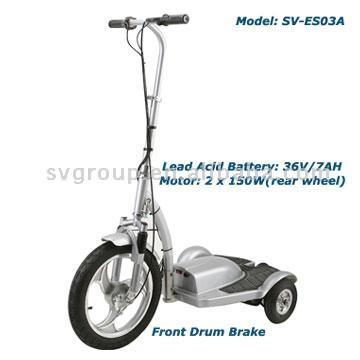 3 Wheel Electric Scooter | star II electric 3 wheel scooters