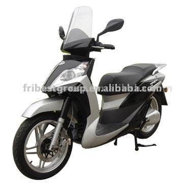 125cc / 150cc EEC and EPA Approved Scooter (125cc / 150cc ЕЭС и EPA Утвержденный Scooter)