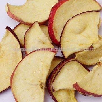 Vacuum Fried Apple Chips (Вакуумные Жареный Apple Chips)