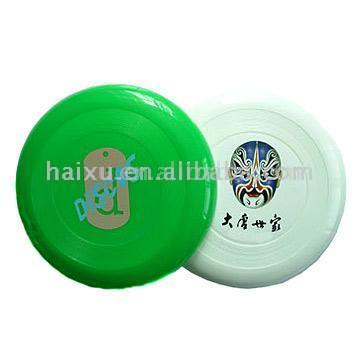 Kunststoff-Frisbee (Kunststoff-Frisbee)