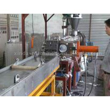 PET / PP / PA / PE Waste Reprocessing Line (ПЭТ / PP / PA / PE Линия переработки отходов)