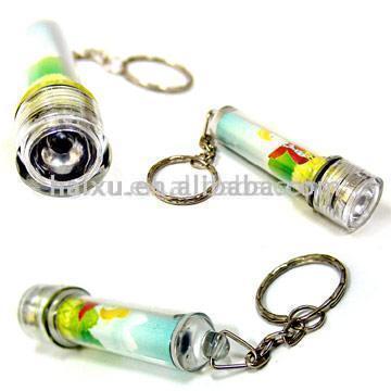 Kunststoff-Schlüsselanhänger (Kunststoff-Schlüsselanhänger)