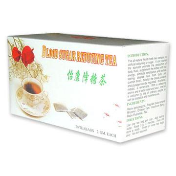 Blood Sugar Reducing Tea (Blood Sugar Réduire Thé)