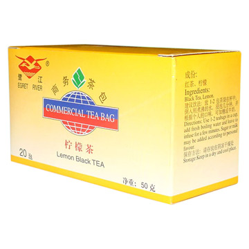 Lemon Black Tea
