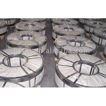 Galvanized Steel Strip for Building Structure