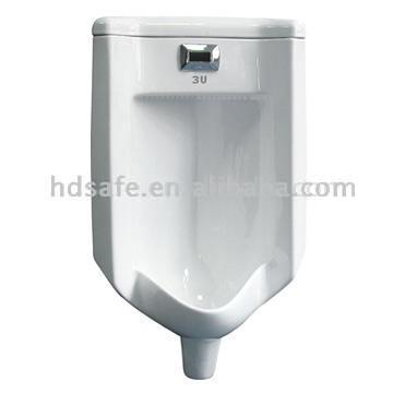 Stand-Hung Electronic Urinal Flusher