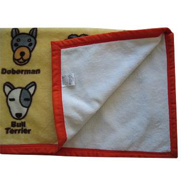 Cotton Baby Blanket (Хлопок детское одеяло)