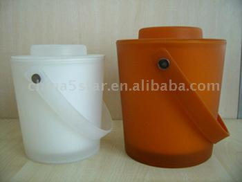Ice Bucket, Ice Barrel, ICe Crush, Ice Maker, Ice Cream Maker (Eiseimer, Barrel Ice, Ice Crush, Eismaschine, Eismaschine)