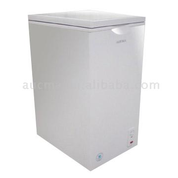 Compact Top Open Chest Freezer