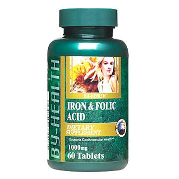 Iron and Folic Acid Tablet ( Iron and Folic Acid Tablet)