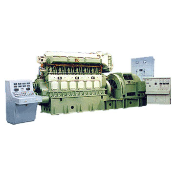 Heavy Fuel Generating Set (Heavy Fuel Generating Set)