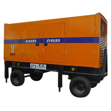 Sound-Proof Diesel Generating Set (Sound-Proof Diesel Generating Set)