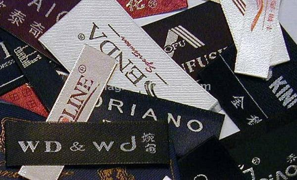 Woven Label, Logo, Label, Tag, Trademark