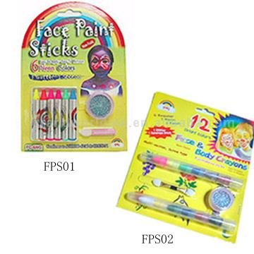 Face Paint Set (F e Paint Set)