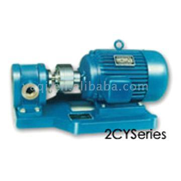 2CY Series Gear Pump (2CY Serie Zahnradpumpe)