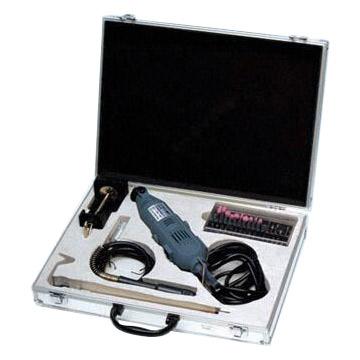 Aluminum Tool Case (Алюминиевый инструментальном ящике)