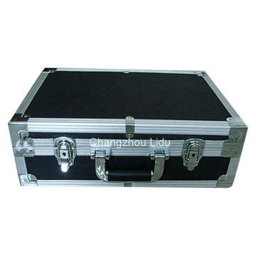 Aluminum Chip Case (Алюминиевый Chip дело)