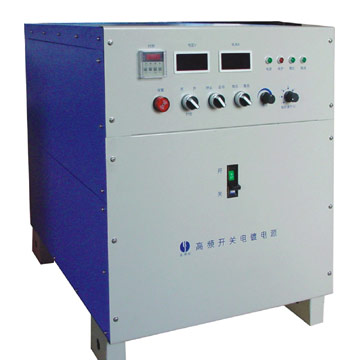 Special Power Supply for Chrome Plating