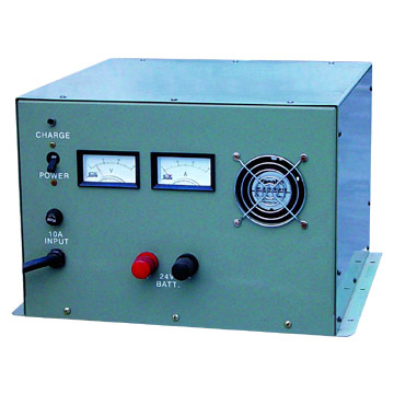 Ship Board Power Supply