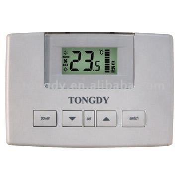 Digital Thermostat For Heating Boiler