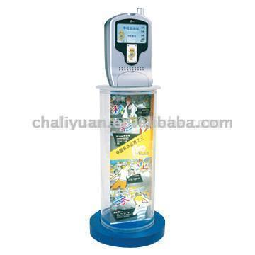 Look For Agent Chaliyuan Mobile Phone Charging Station Giving You Three Gol