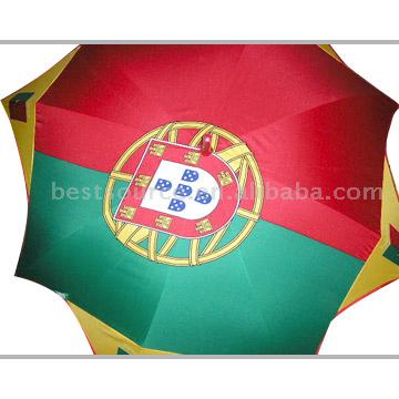 Flag Umbrella
