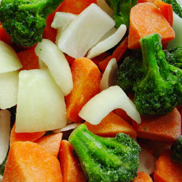 Frozen Mixed Vegetables (Замороженные овощи Смешанная)
