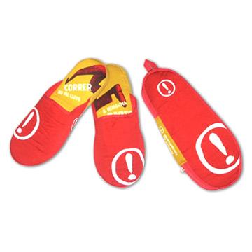 Promotion Slippers (Поощрение тапочки)