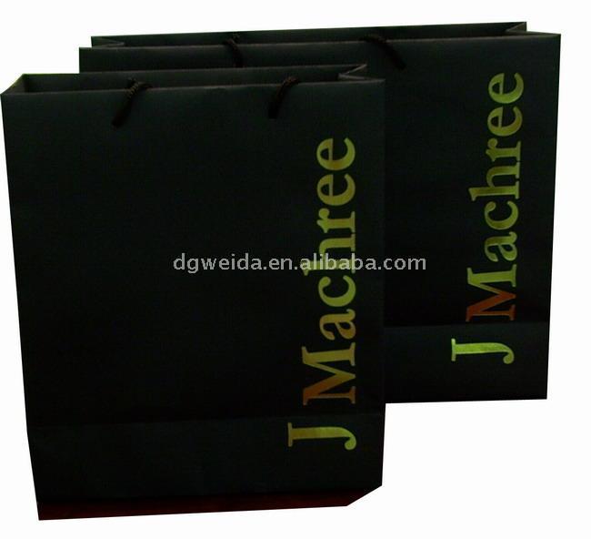 Paper Gift Bag (Бумага Подарочная сумка)