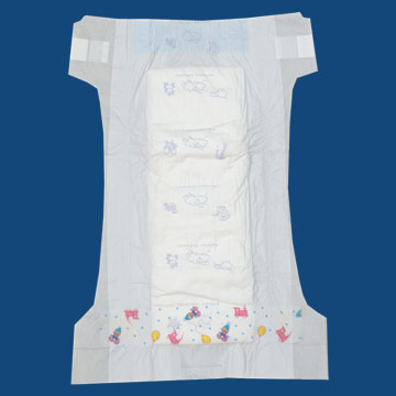 Clothlike Baby Diaper (Clothlike Пеленки Младенца)