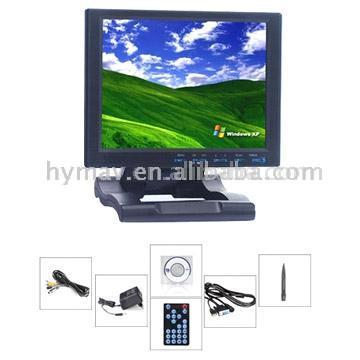 "10.4"" TFT-LCD Monitor Touch Screen with VGA"