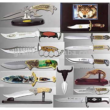 Tibet Knife With Craft
