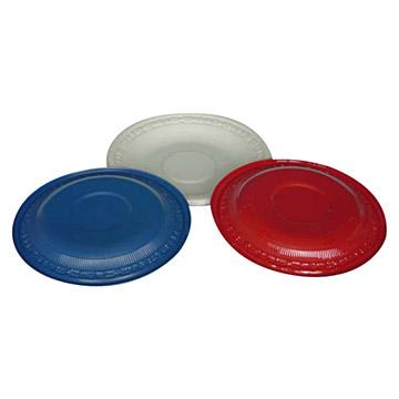 Plastic Plates (Пластиковые тарелки)