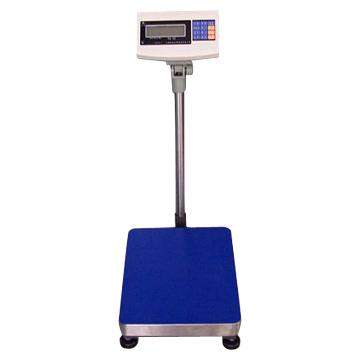 Platform Scale (Платформенные весы)