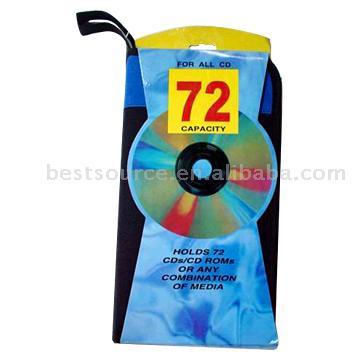 72pc CD Holder (72pc CD Организатор)