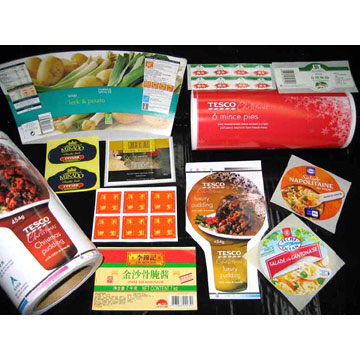 Food Labels (Продовольственная Этикетки)