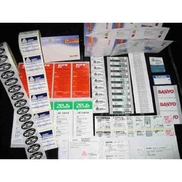Logistics Labels (Логистика Этикетки)