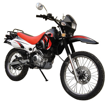 Off-Road Motorcycle (BS200GY) (Off-Road Motorrad (BS200GY))
