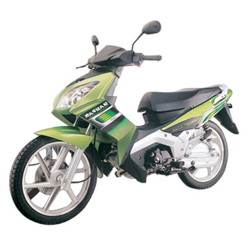 Off-Road Motorcycle (BS110-17) (Off-Road Motorrad (BS110-17))