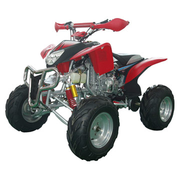EPA Approved ATV (EPA Утвержденный ATV)