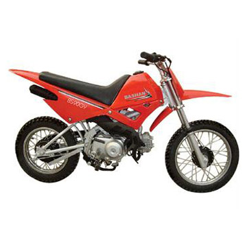 Off-Road Motorcycle (BS90GY) (Off-Road Motorrad (BS90GY))