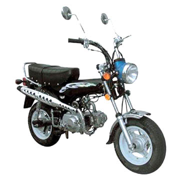 Off-Road Motorcycle (BS70PY) (Off-Road Motorrad (BS70PY))